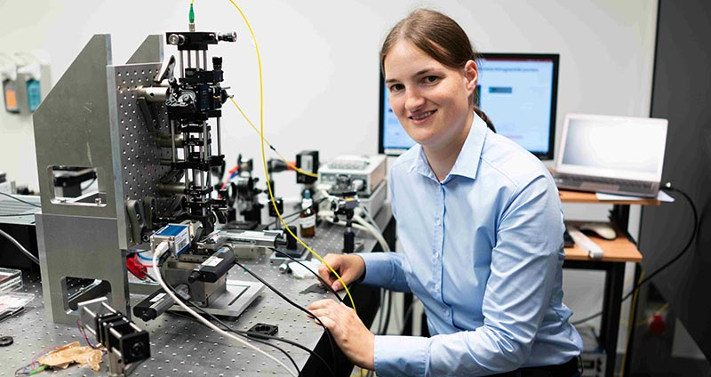 Dr.-Ing. Katrin Philipp awarded the Bertha Benz Prize 2020