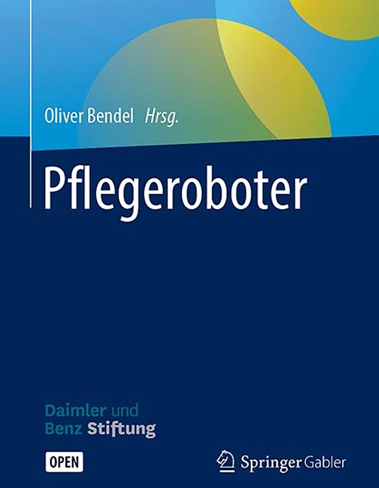 "Open-Access-Publikation ""Pflegeroboter"""